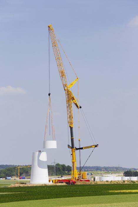 liebherr 2014 conexpo exhibits mobile crane ltm 1750 9 1. Black Bedroom Furniture Sets. Home Design Ideas